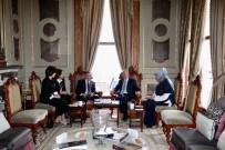 SEVGİ KURTULMUŞ - Bakan Kurtulmuş, Özbekistan Cumhurbaşkanı Mirziyoyev'i Topkapı Sarayı'nda Ağırladı