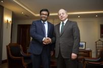 İNSANLIK DRAMI - Başbakan Yardımcısı Akdağ, Bangladeş Büyükelçisi M. Allama Sıddiki İle Görüştü