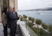 AVRASYA TÜNELİ - Başbakan Yıldırım, Özbekistan Cumhurbaşkanı İle Hatıra Fotoğrafı Çektirdi