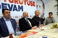 Başkan Ali Çetinbaş Açıklaması Kütahya, İlçe Kongrelerini Tamamlayan 5 İlden Birisi