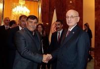 Başkan Mustafa Koca'dan TBMM Başkanı Kahraman'a Ziyaret