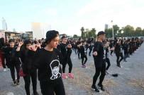 SMYRNA - Bayraklı'da 4 Bin Kişilik Zeybek Oyunu İçin Hazırlıklar Tamam