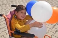 KAN UYUŞMAZLıĞı - Bedensel Engelli Umut'a Eğitim Desteği