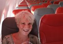BOEING - Blogger Grieve, 189 Kişilik Uçakta Tek Başına Seyahat Etti