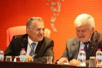 SAĞLIK SEKTÖRÜ - Büyükkılıç, KESOB'un Meclis Toplantısına Katıldı