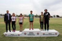 ETILER - Cumhuriyet Bayramı Atletizm Yarışmaları Sona Erdi