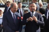 SİVAS VALİSİ - Cumhuriyet Eğitim Treni Sivas'ta