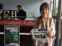 CUMHURİYET KOŞUSU - Cumhuriyet Koşusu İçin Geri Sayım Başladı