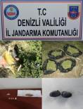 KOCABAŞ - Denizli'de Uyuşturucu Operasyonuna 3 Tutuklama