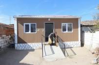 KUMKUYUCAK - Depremzedeler İçin Prefabrik Evler Yapıldı