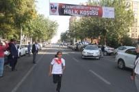 KADIN SPORCU - Diyarbakır'da 29 Ekim Cumhuriyet Bayramı Etkinlikleri