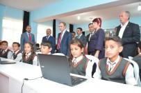 İŞ KADINI - Durankaya'ya Teknoloji Sınıfı Ve Anasınıfı Kazandırıldı