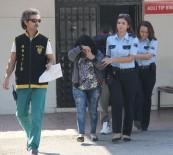 KADIN POLİS - Masajın sonu kötü bitti!