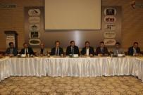GIDA SEKTÖRÜ - Gaziantep'te Gıda Sektörü Kurul Toplantısı