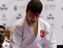 DÜNYA KARATE ŞAMPİYONASI - Genç karateci Enes Özdemir dünya şampiyonu