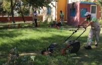 MUHSİN YAZICIOĞLU - Haliliye'de Park Ve Bahçelerde Hummalı Çalışma