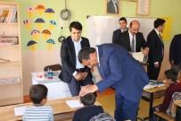 TARIM SİGORTASI - Harran'da İlköğretim Okulu Öğrencilerine Yönelik Eğitim Çalışması Yapıldı