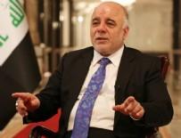İbadi'den Barzani'nin teklifine cevap!