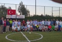FUTBOL TURNUVASI - İSKEN Dostluk Ve Dayanışma Futbol Turnuvası Başladı