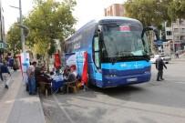 İŞKUR - İşkur'un Milli Seferberlik Otobüsü Adıyaman'da