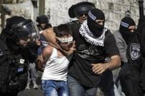 KUDÜS - İsrail Merkezli İnsan Hakları Dernekleri Açıklaması İsrail Baskı Uyguluyor