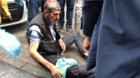 OKMEYDANı - İstanbul'da Silahlı, Bıçaklı, Sopalı Kavga Açıklaması 1 Ölü, 5 Yaralı