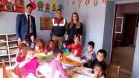 TRAFİK EĞİTİMİ - Jandarmadan Okul Güvenliği