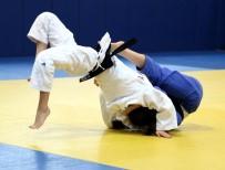DINDAR - Judoda 23 Yaş Altı Kadın Milli Takım Seçmeleri Yapıldı
