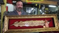 ALTIN KAPLAMA - Kanuni'nin Kılıcını Erdoğan'a Hediye Etmek İstiyor