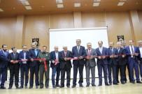 Karaman'da 2. Tarım Hayvancılık Ve Gıda Fuarı Törenle Açıldı
