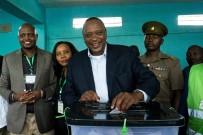USULSÜZLÜK - Kenya'da halk sandık başında