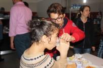 KAVAKLı - Kolej Öğrencileri Hayatının En Önemli Dersini İşledi