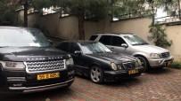 ÇALINTI ARAÇ - Lüks Araçlara Aynı Geçici Plakayı Takarak Vurgun Yapan Hırsızlar Yakalandı
