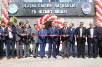 ELEKTRİKLİ OTOBÜS - Manisa Büyükşehir Ulaşım Dairesine Modern Ek Bina