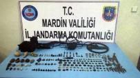 Mardin'de Çok Sayıda Tarihi Eser Ele Geçirildi