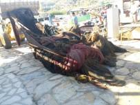 HAYALET - Marmaris'te Hayalet Ağlar Temizleniyor