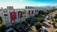 SÜMER EZGÜ - Muratpaşa'da Cumhuriyet Coşkusu