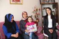 UZUN ÖMÜR - Nilgün Azizoğlu'ndan Oltulu Şehit Eşine Ziyaret