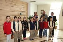 MUSTAFA ÇALIŞKAN - Öğrencilerden Nevşehir Hacı Bektaş Veli Üniversitesine Ziyaret