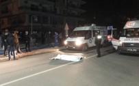 ALAADDIN KEYKUBAT - Otomobil Bisikletli Öğrencilere Çarptı