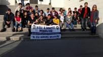 AHMET CAN - Polisten Öğrencilere Kültürel Gezi