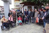 FATIH ÜRKMEZER - Safranbolu'da Engellilere Şarj İstasyonu