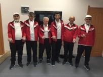 İBRAHIM ÇELIK - Şavşatlı Yaşlılar Bocce Türkiye Finali'nde Şampiyonluk İçin Muğla'ya Gitti