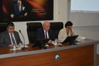 HASAN İPEK - Sinop'ta Devlet Projelerinin Toplam Değeri 4,2 Milyar Lira