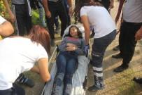 SEYHAN NEHRİ - Suriye'den savaştan kaçtı, Adana'da hayat kurtardı