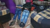 BOŞNAK - Suriyeli aile dehşeti yaşadı!