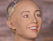 ROBOTLAR - Suudi Arabistan robota vatandaşlık verdi