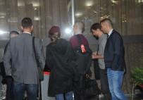BÜYÜKADA - Tahliye Edilen Büyükada Davası Sanıkları Türkiye'den Ayrıldı