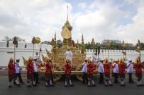 BUDIST - Tayland Eski Kralını Uğurluyor