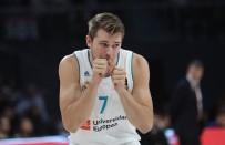 ARMANI - THY Euroleague'de 3. Haftanın MVP'si Luka Doncic